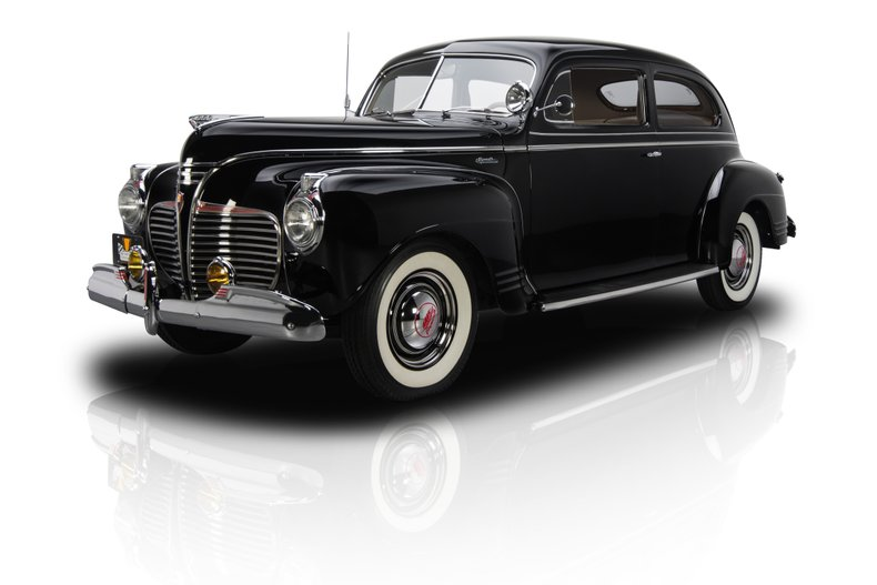 For Sale 1941 Plymouth Special