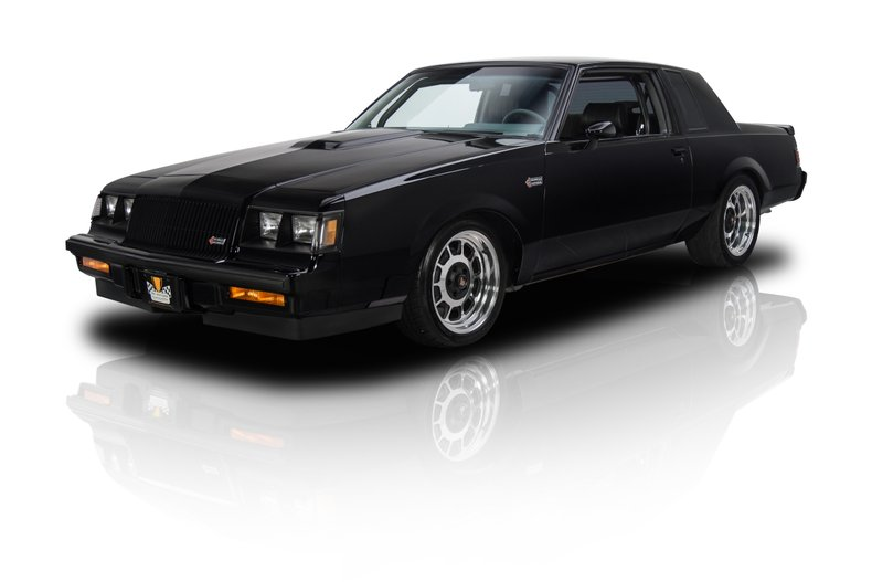 135021 1987 Buick Grand National RK Motors Classic Cars for Sale