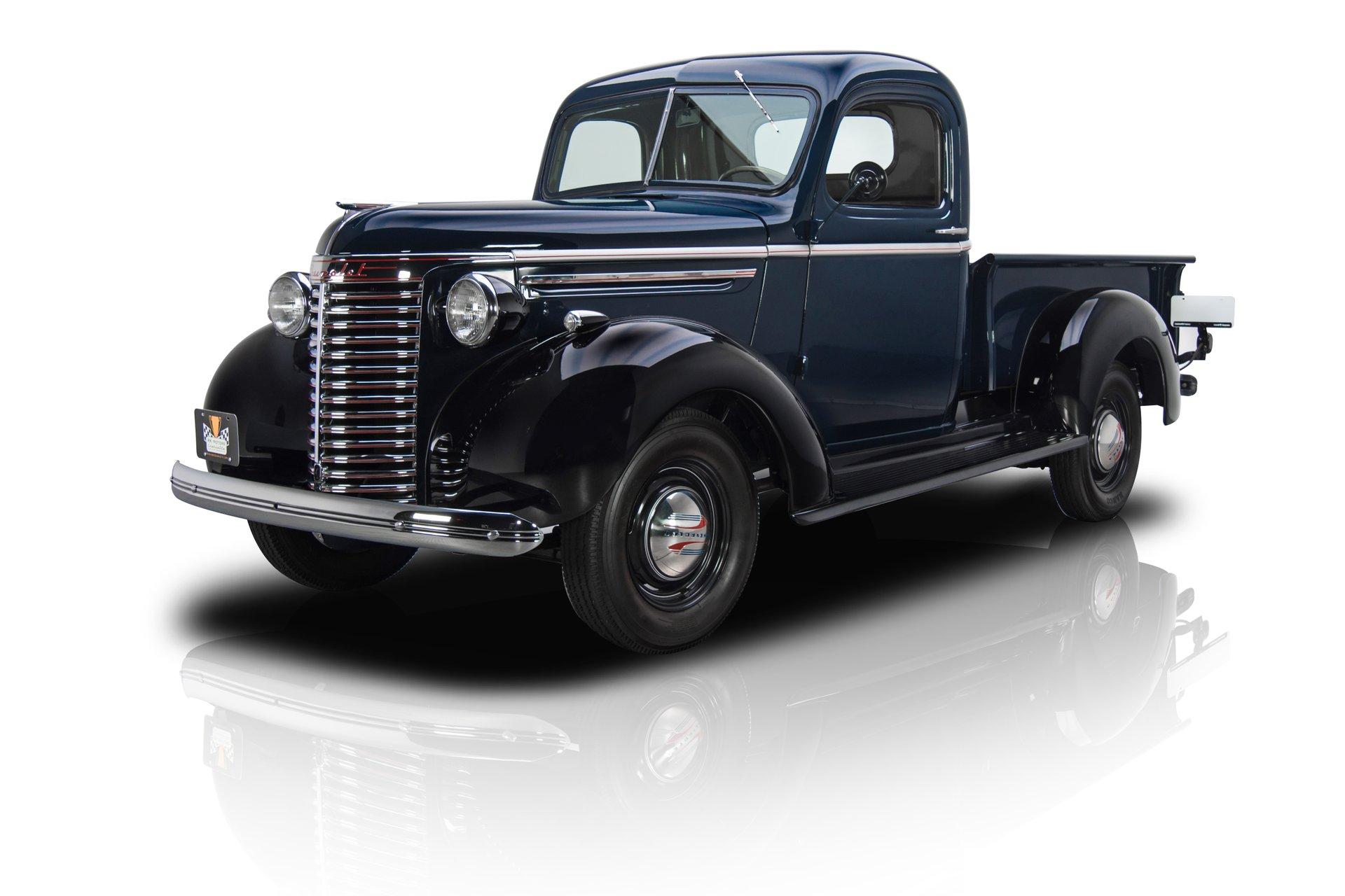 1940 chevrolet 1 2 ton pickup