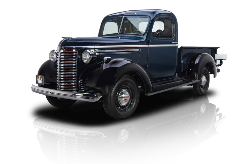 For Sale 1940 Chevrolet 1/2-Ton Pickup