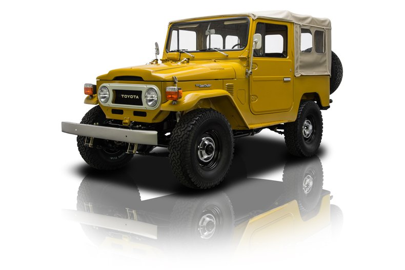 For Sale 1976 Toyota FJ40