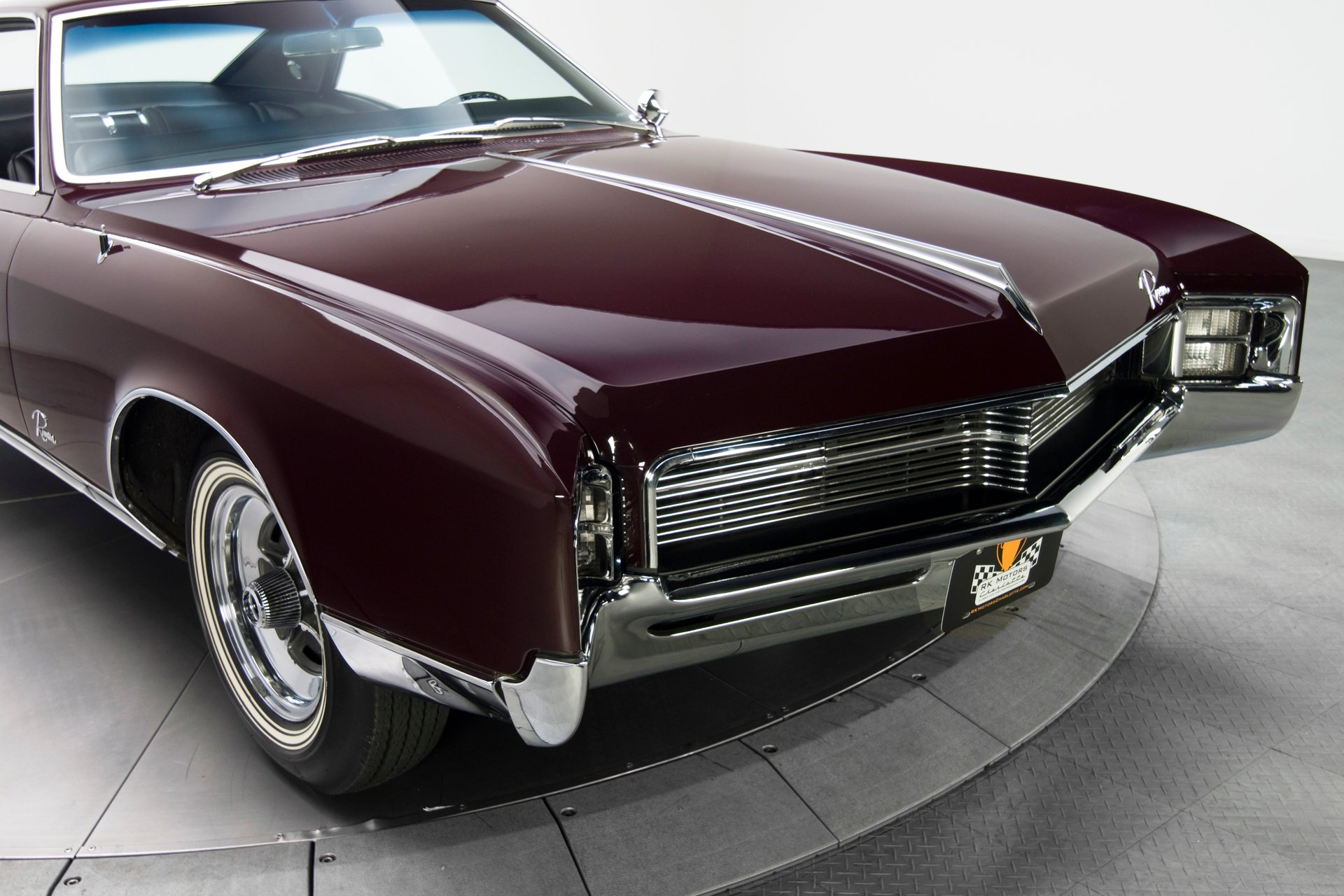 135032 1967 Buick Riviera RK Motors Classic Cars for Sale