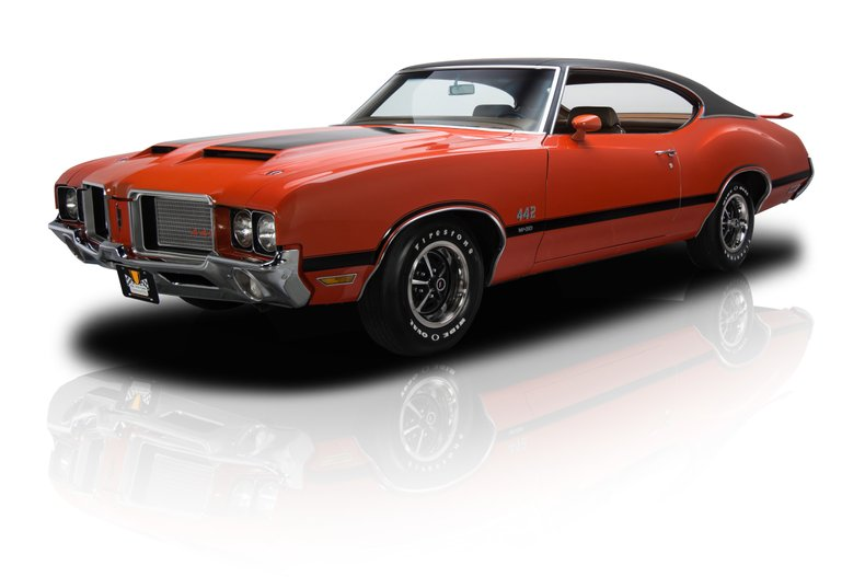 For Sale 1972 Oldsmobile 442