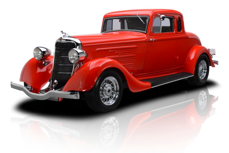For Sale 1934 Dodge Coupe