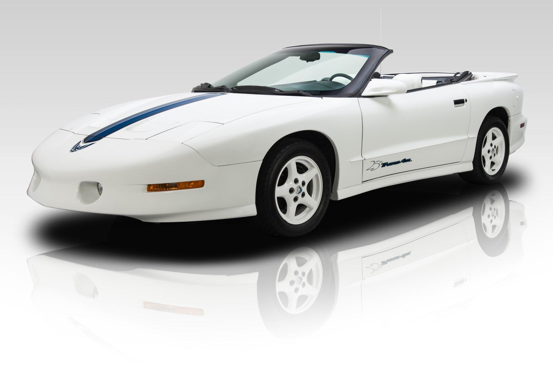 1994 pontiac firebird trans am 25th anniversary edition