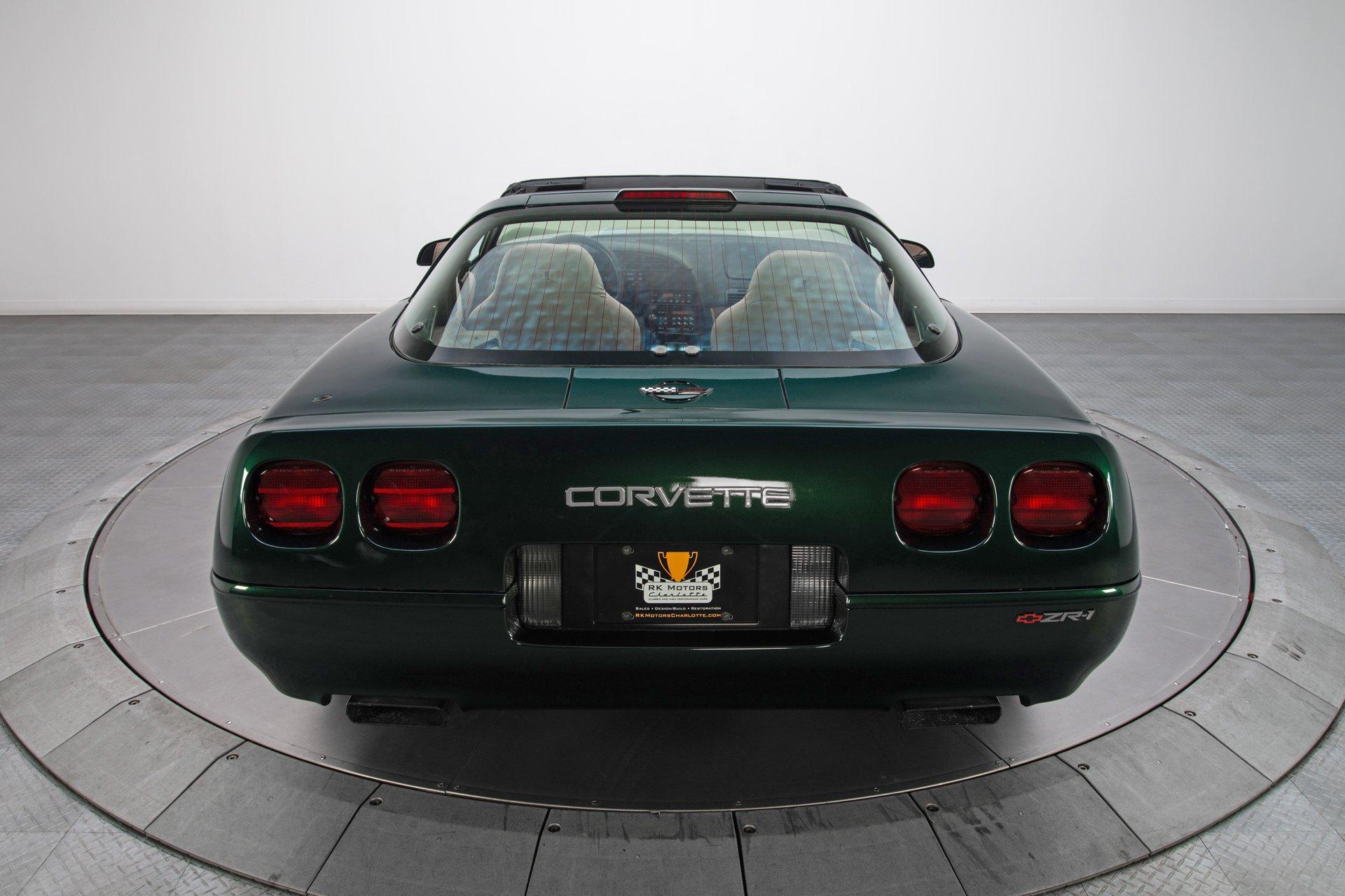 135059 1995 Chevrolet Corvette RK Motors Classic Cars for Sale
