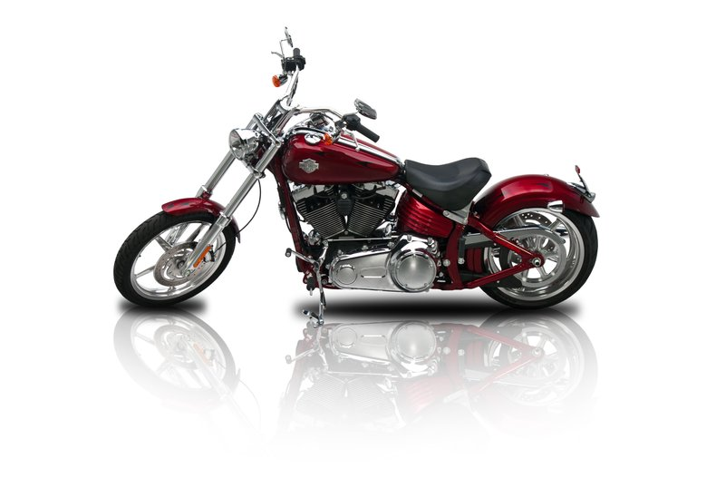 For Sale 2010 Harley Davidson Rocker C
