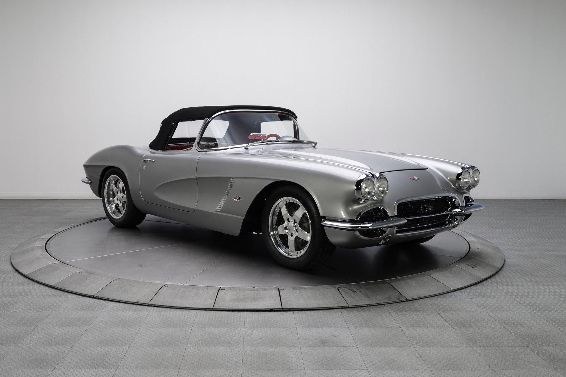 135102 1962 Chevrolet Corvette RK Motors Classic Cars for Sale