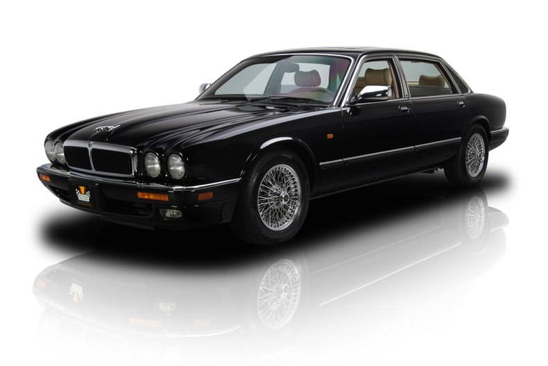 For Sale 1996 Jaguar XJ12