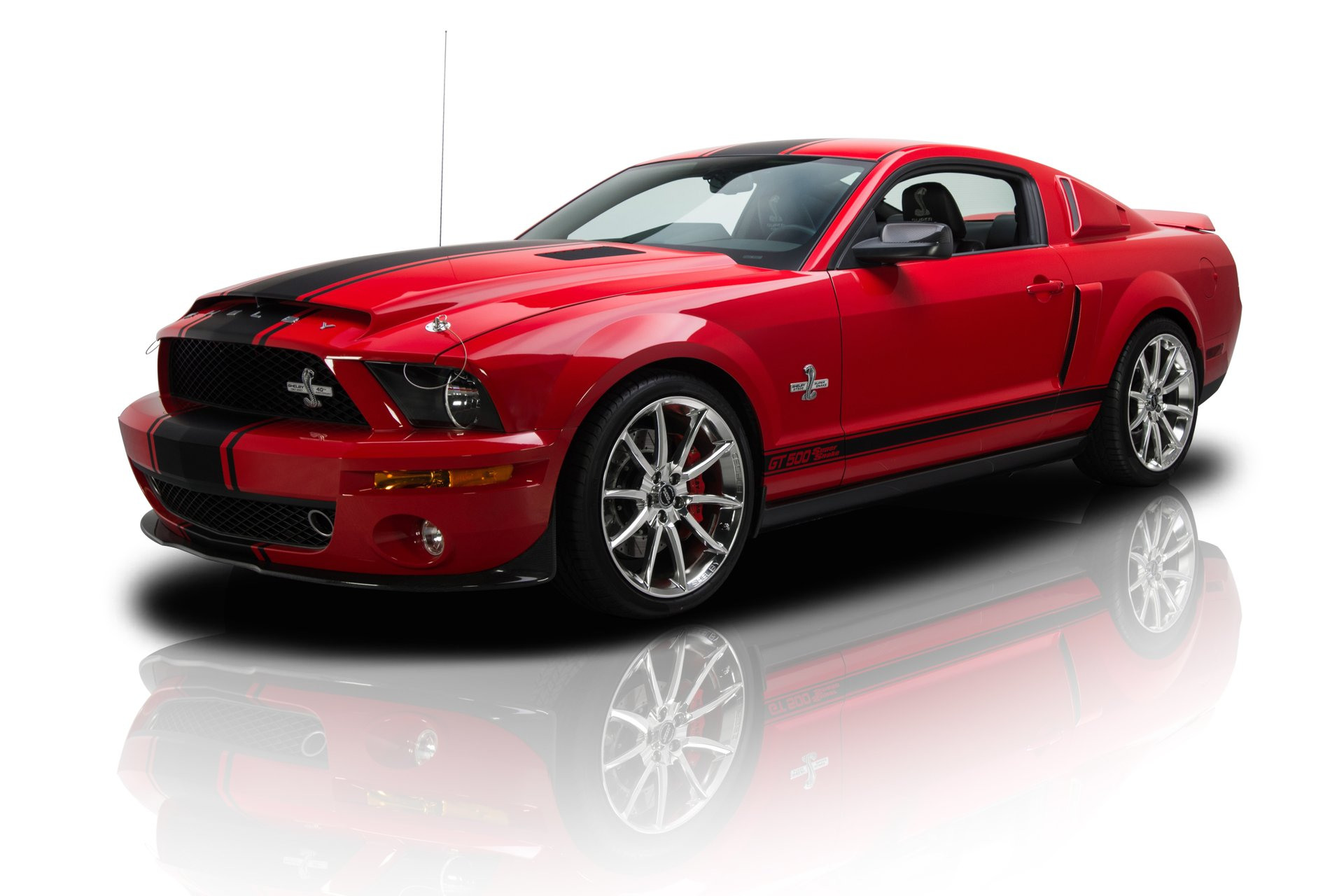 2007 ford mustang gt500 super snake