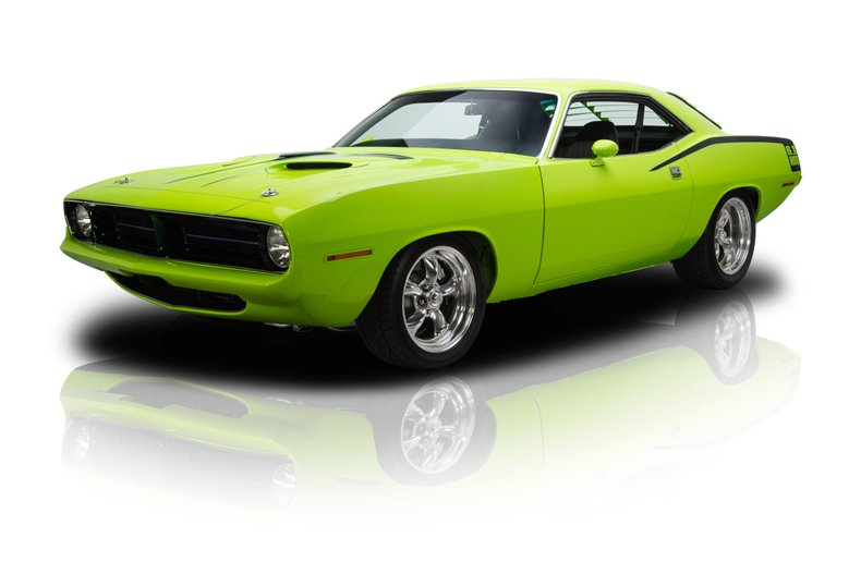 1970 Plymouth 'Cuda For Sale