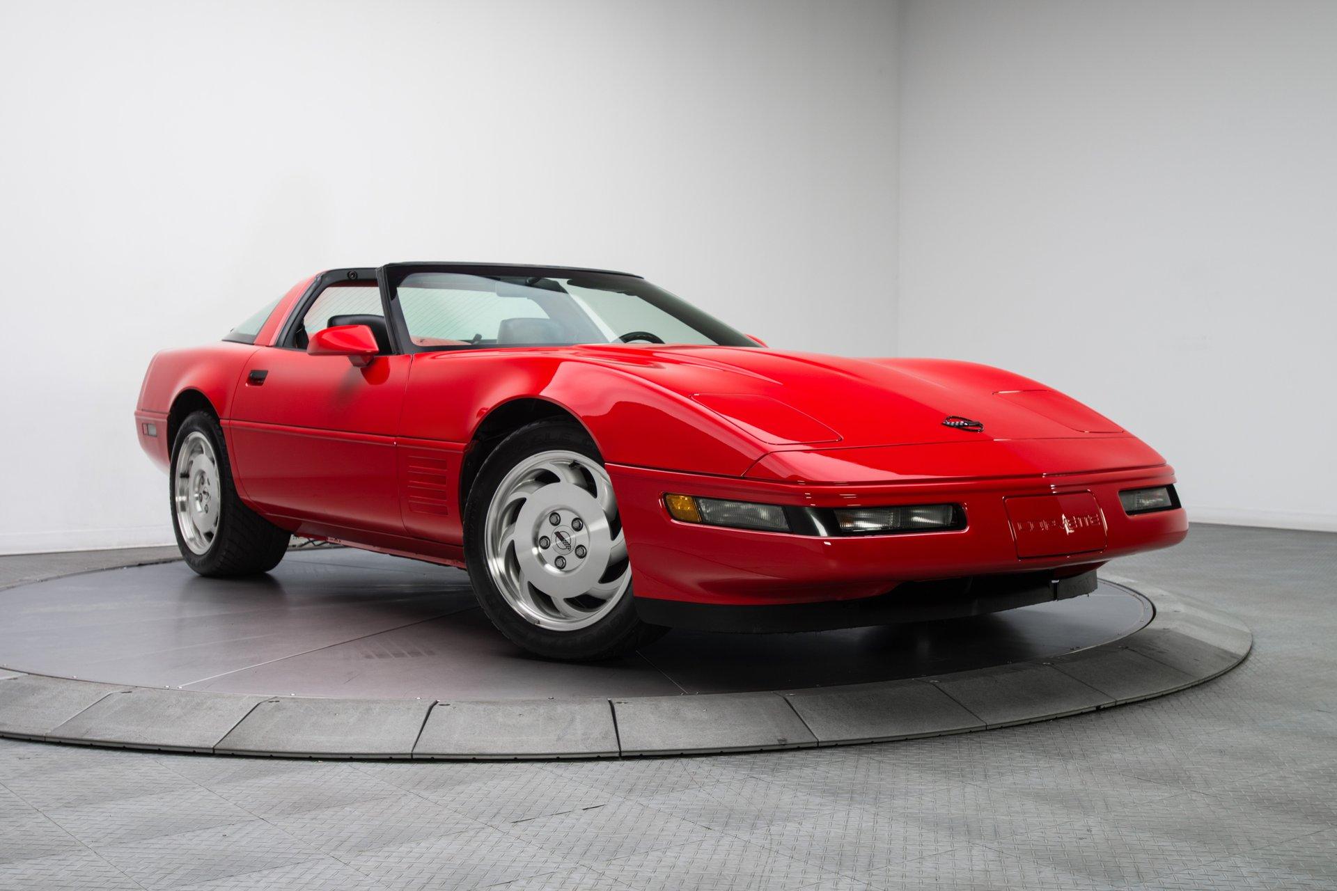 135153 1993 Chevrolet Corvette RK Motors Classic Cars for Sale
