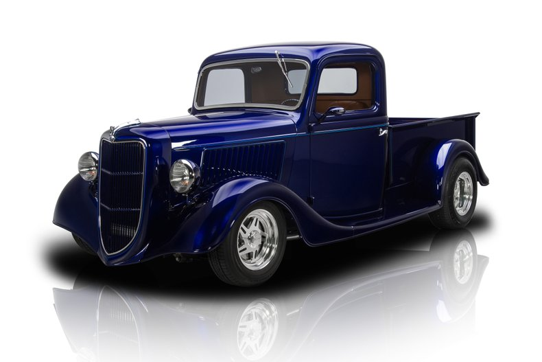 For Sale 1936 Ford 1/2 Ton Pickup