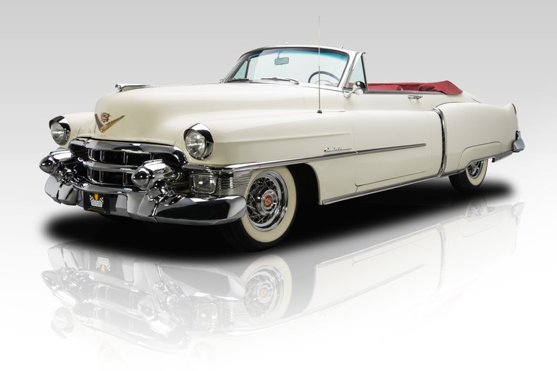 For Sale 1953 Cadillac Series 62