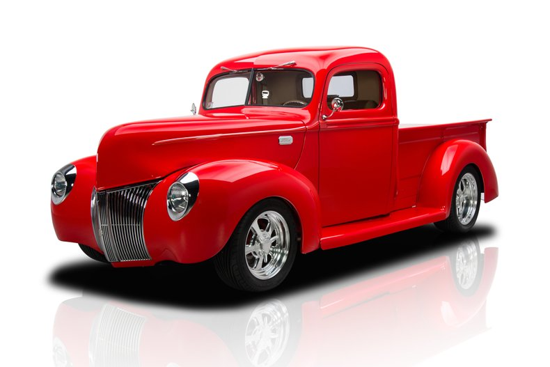 For Sale 1940 Ford 1/2 Ton Pickup