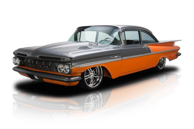 For Sale 1959 Chevrolet Bel Air