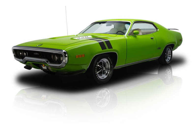For Sale 1971 Plymouth GTX