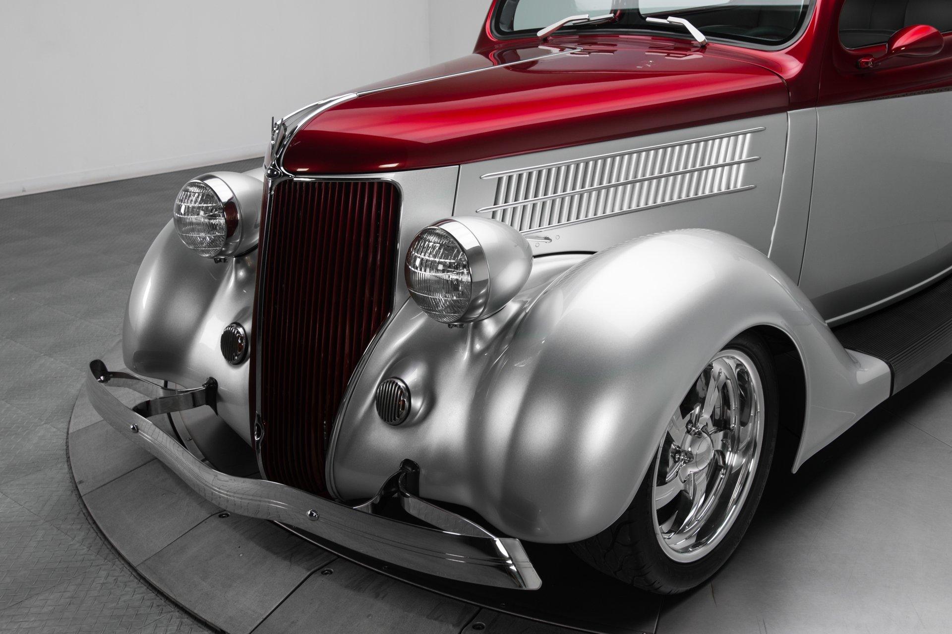 135219 1936 Ford Sedan RK Motors Classic Cars for Sale
