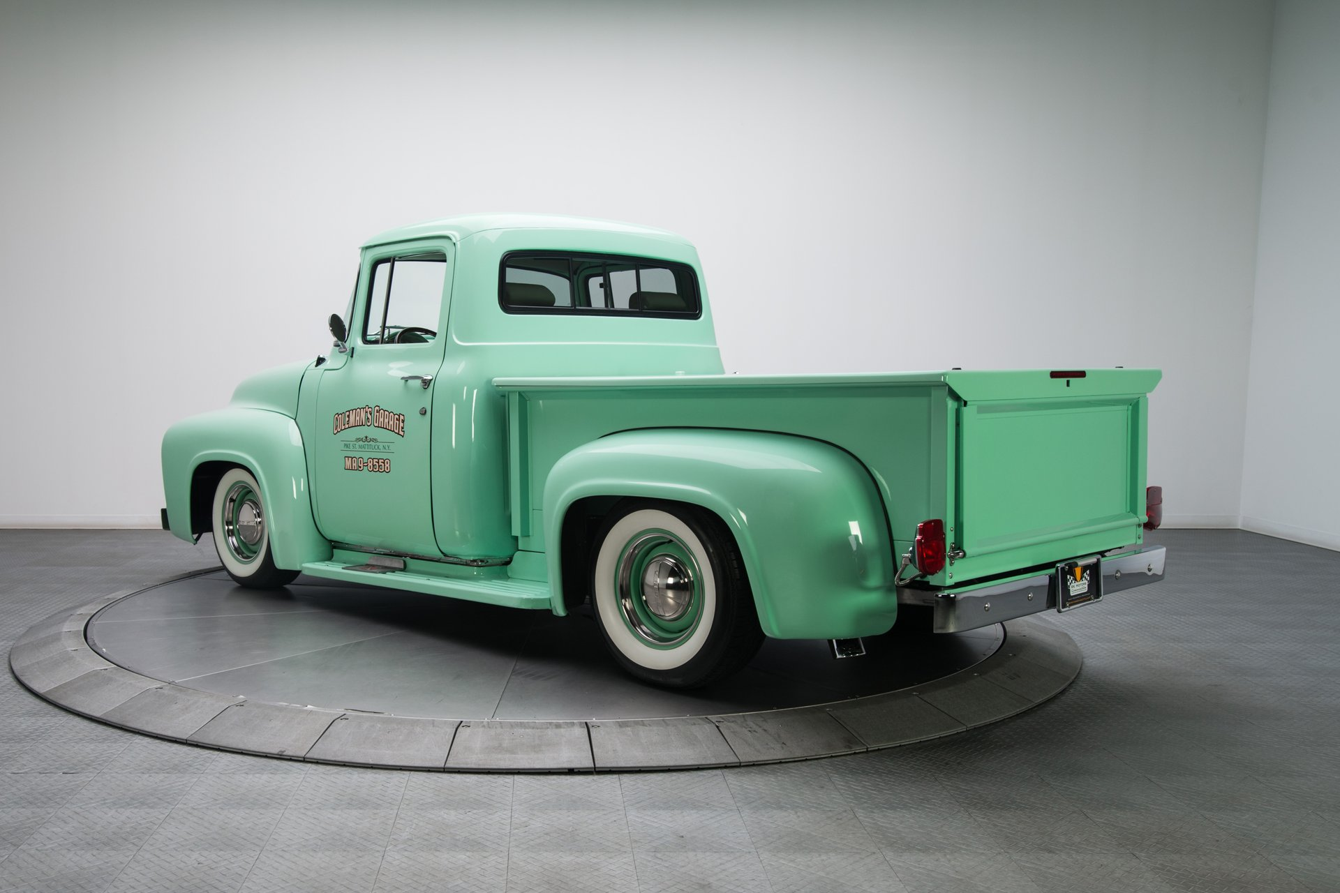135225 1956 Ford F100 RK Motors Classic Cars for Sale
