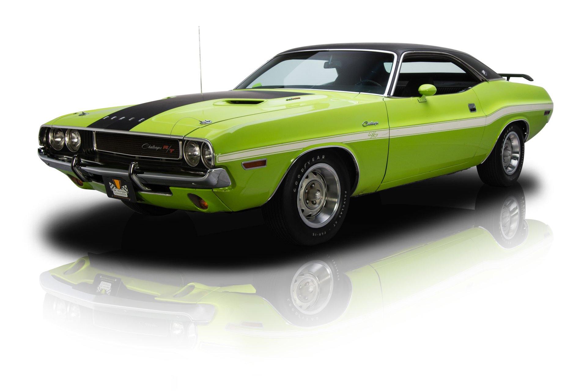 1970 dodge challenger rt se