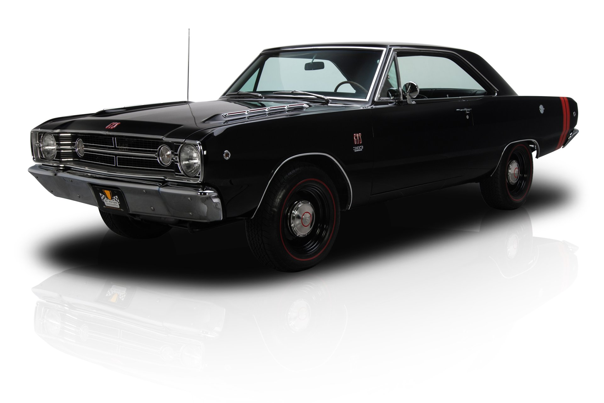 135241 1968 Dodge Dart Rk Motors Classic Cars And Muscle Cars For Sale