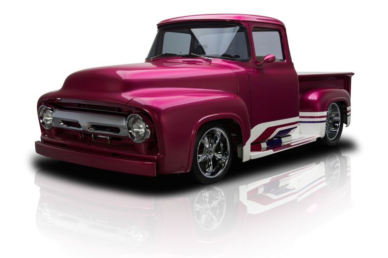 135252 1956 Ford F100 RK Motors Classic Cars for Sale