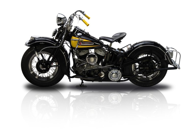 For Sale 1948 Harley Davidson UL