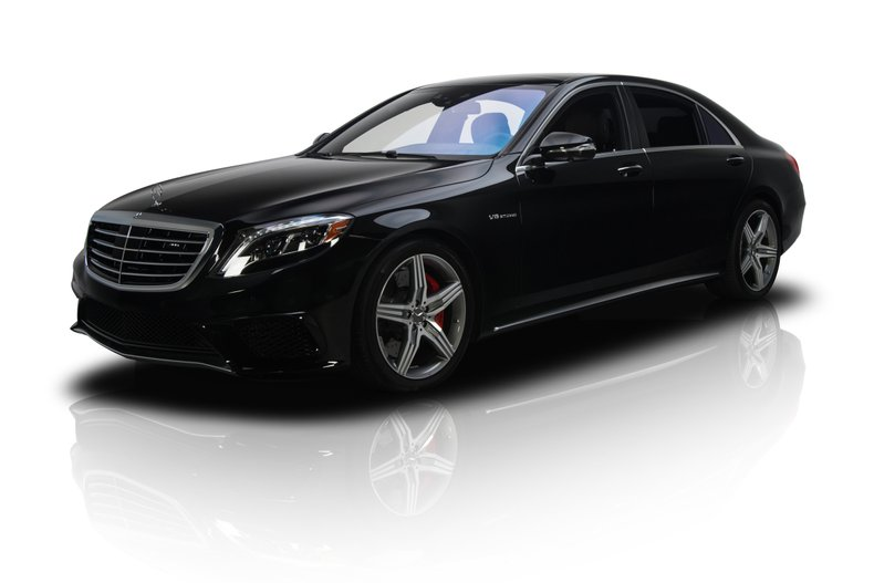 For Sale 2015 Mercedes-Benz S63