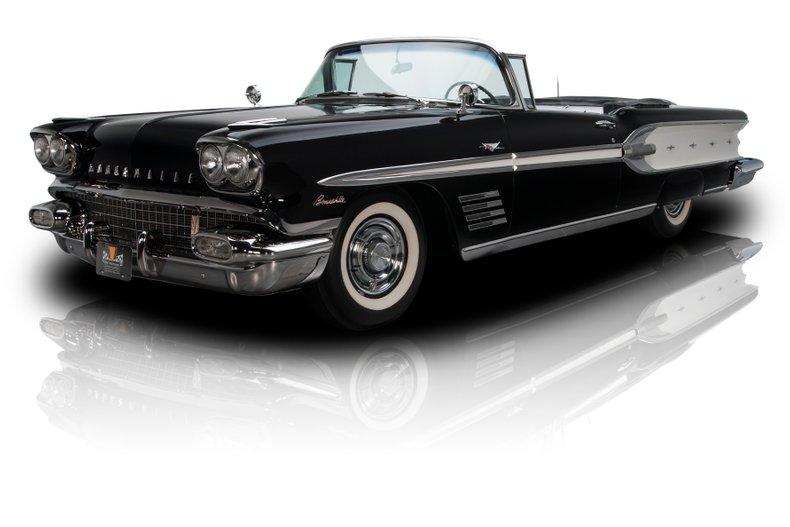 For Sale 1958 Pontiac Bonneville