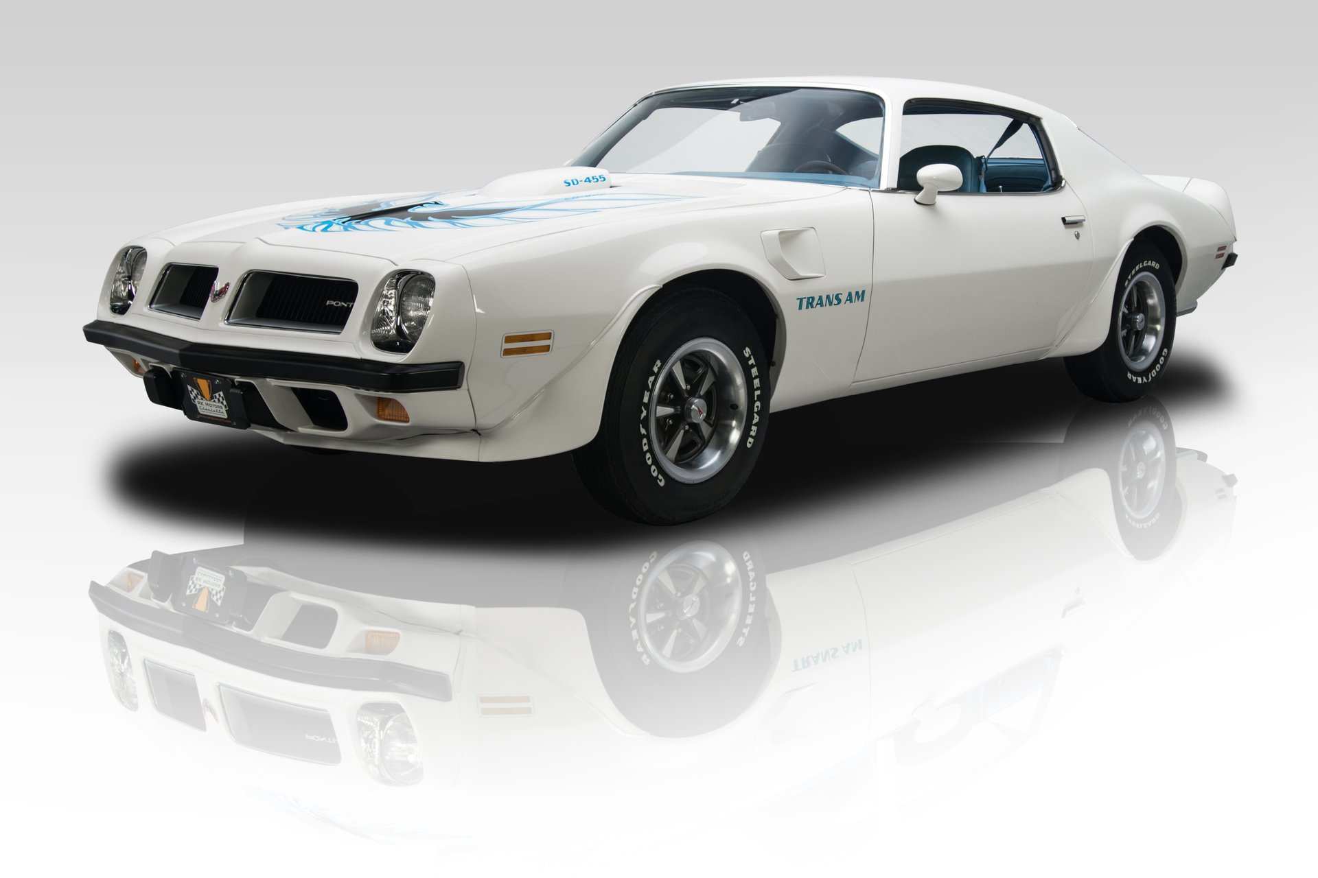 135279 1974 Pontiac Firebird Rk Motors Classic Cars And Muscle Cars For Sale