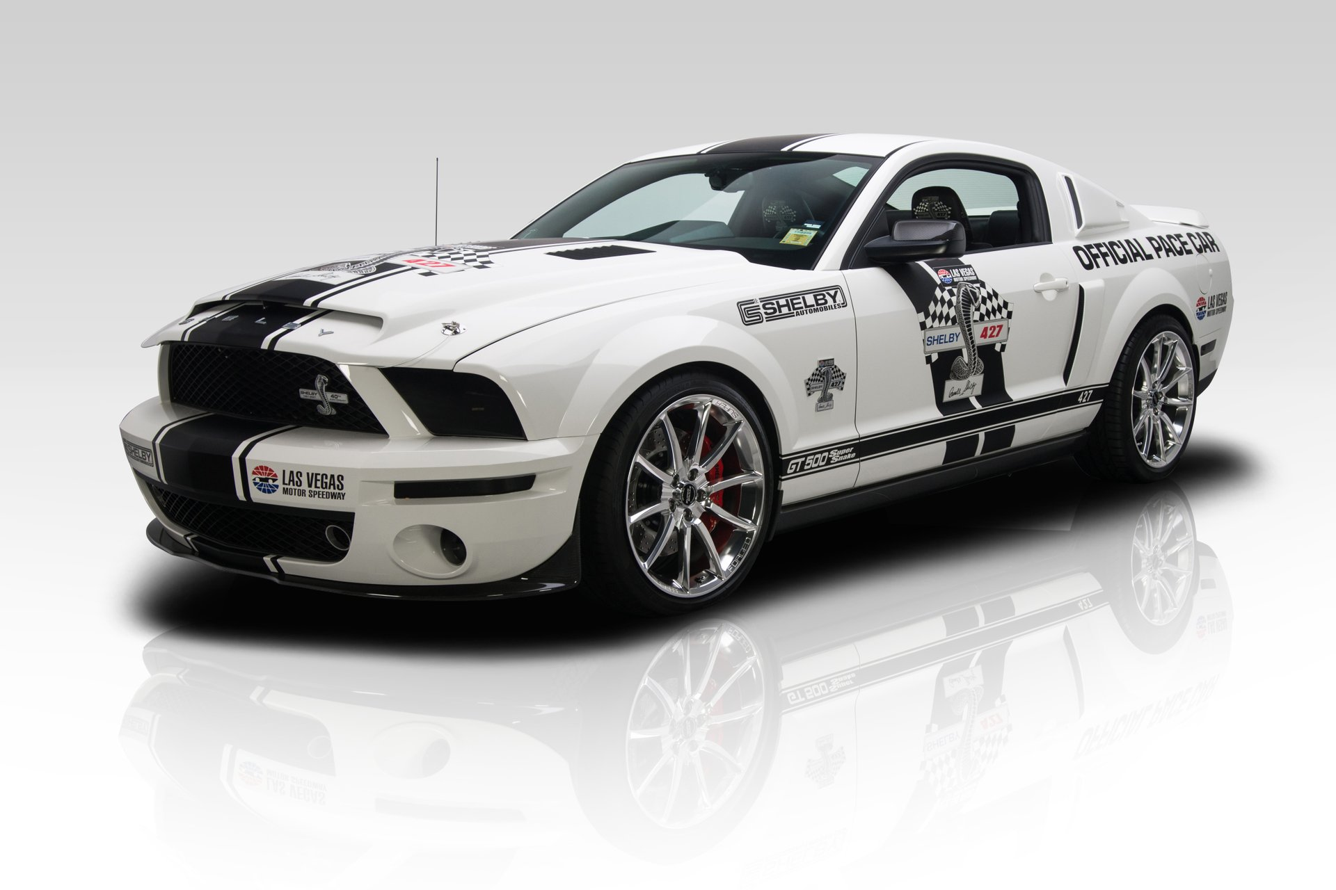 2007 ford mustang gt500 super snake pace car