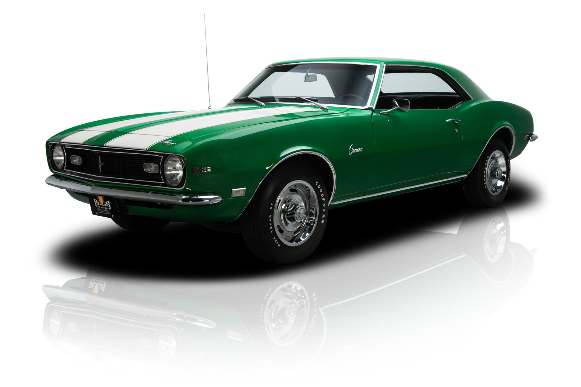 135285 1968 Chevrolet Camaro Rk Motors Classic Cars And Muscle Cars For Sale