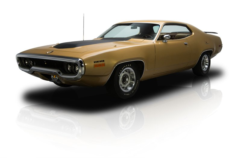 For Sale 1971 Plymouth Road Runner