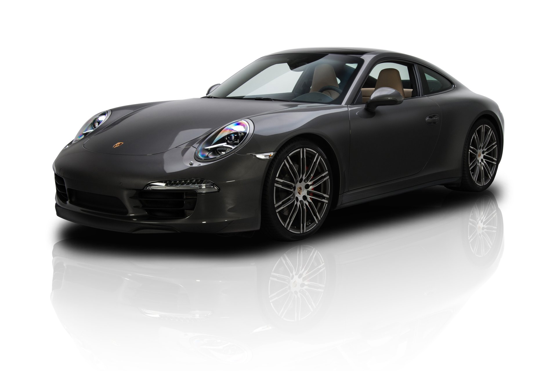 915 Actual Mile 911 Carrera 4S 3.8L Aluminum 6 400 HP 7 Speed 26K Options