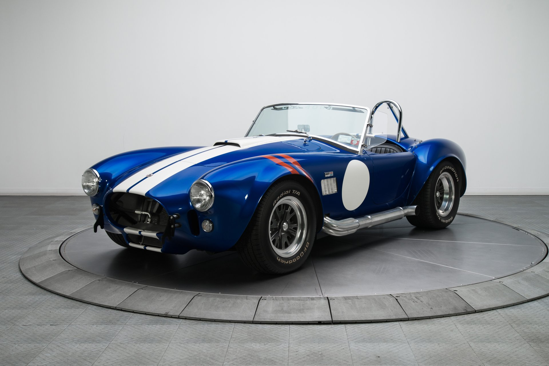 135314 1965 Shelby Cobra RK Motors Classic Cars for Sale
