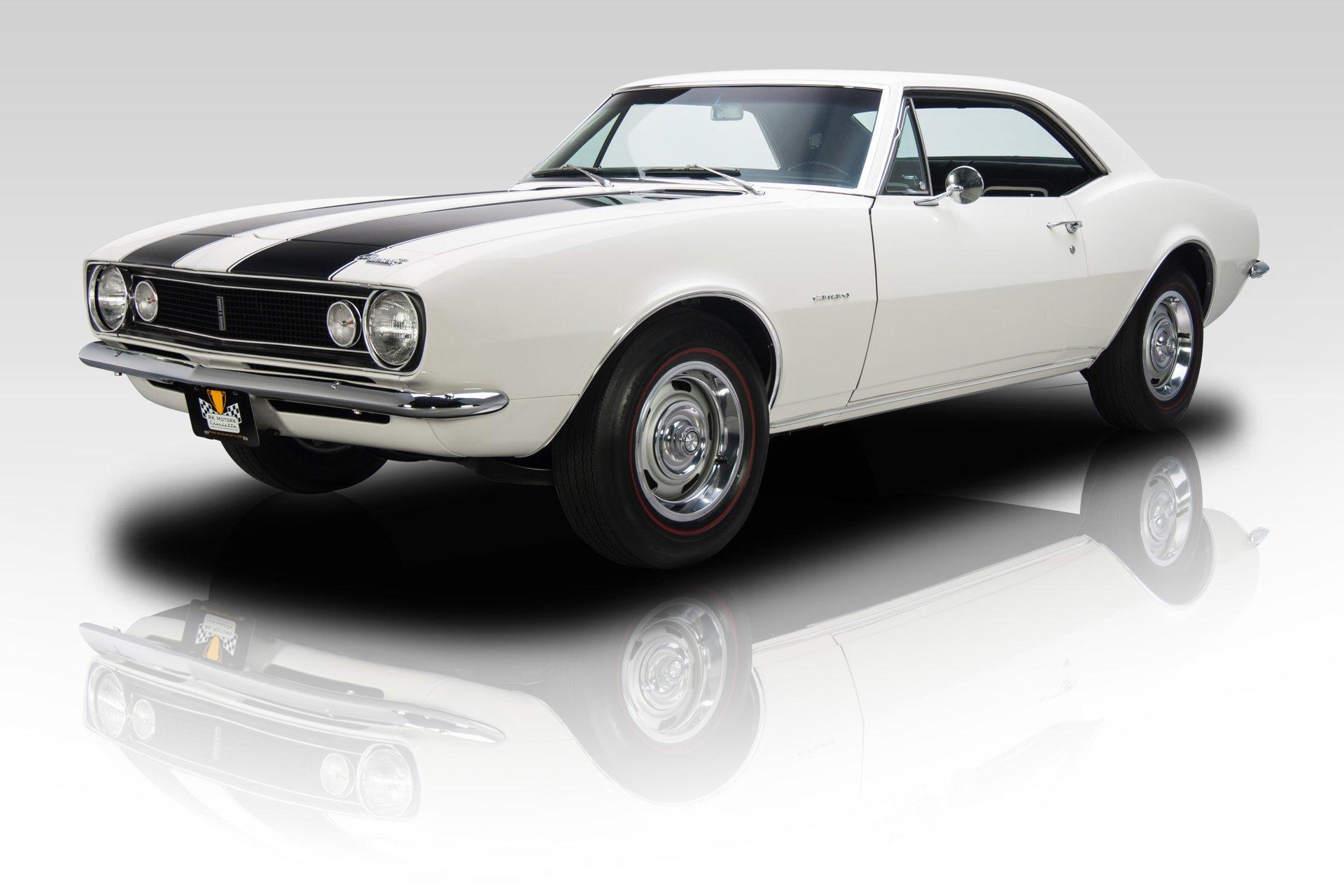 1967 chevrolet camaro z 28