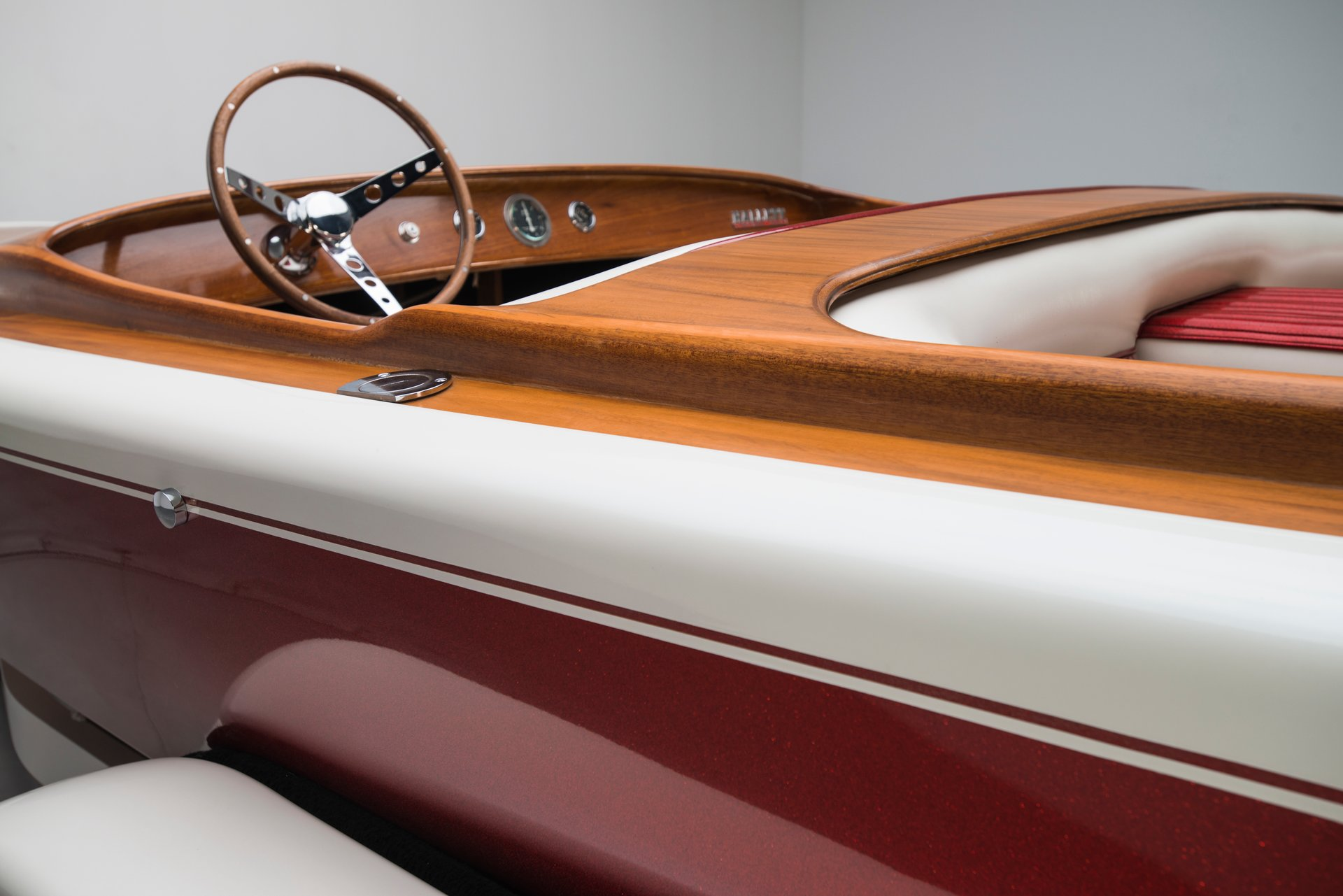 135327 1964 Hallett Barron RK Motors Classic Cars for Sale