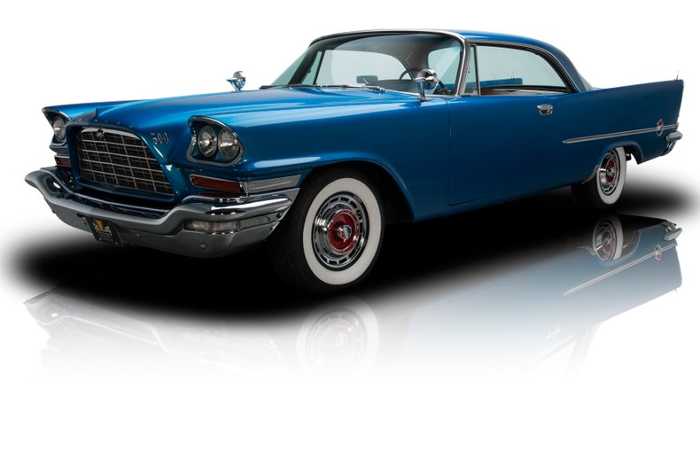 For Sale 1958 Chrysler 300D
