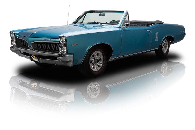 For Sale 1967 Pontiac LeMans