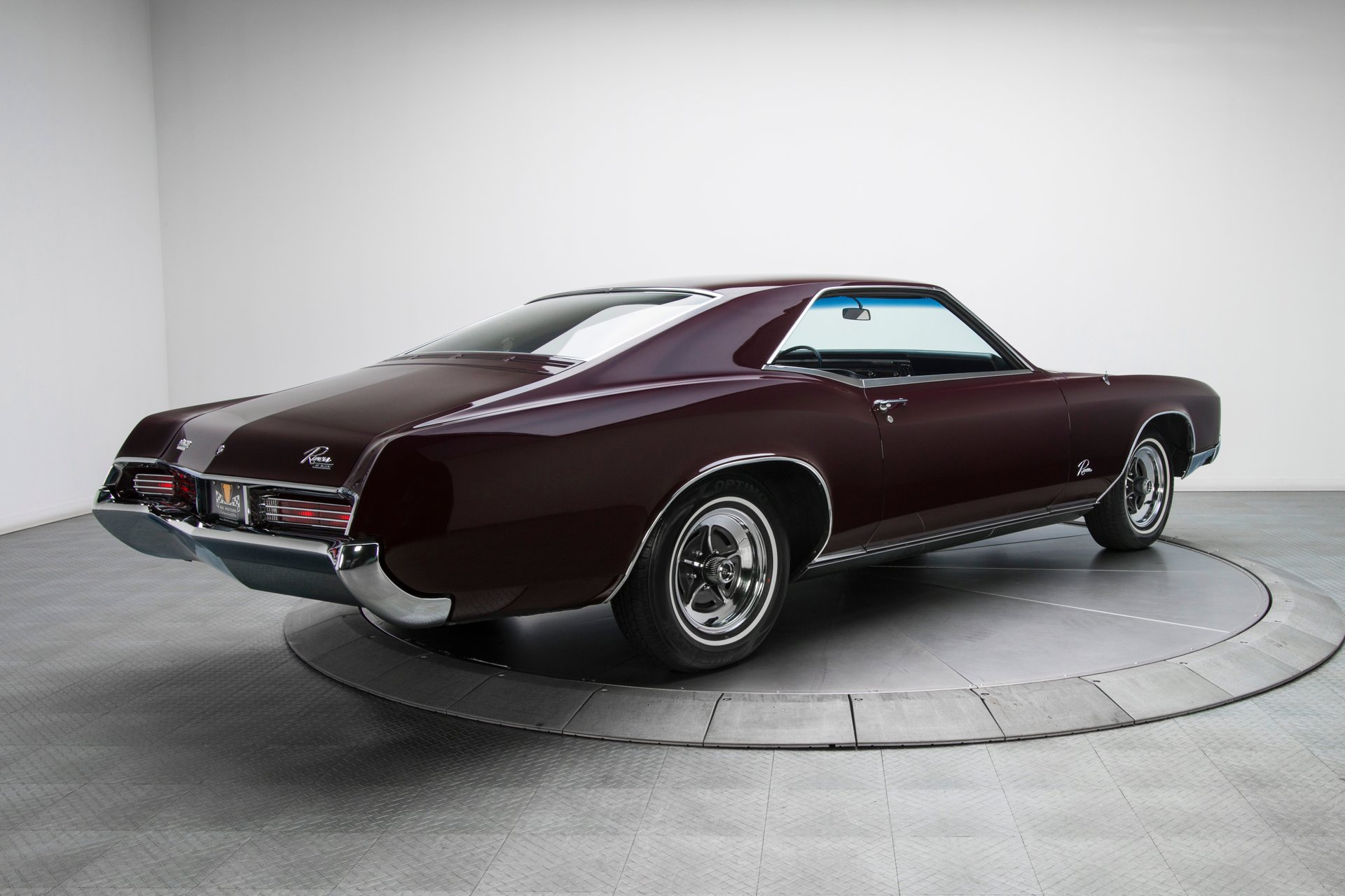 135350 1967 Buick Riviera RK Motors Classic Cars for Sale