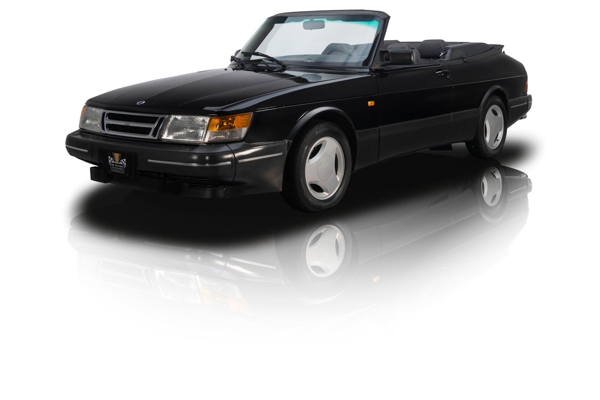 1988 saab 900 turbo sis