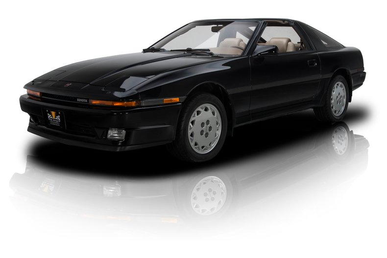 For Sale 1987 Toyota Supra