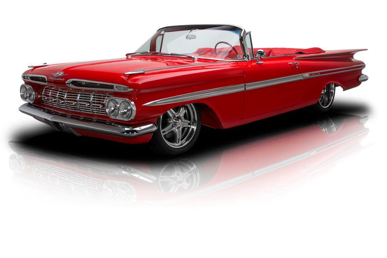135368 1959 Chevrolet Impala RK Motors Classic Cars for Sale