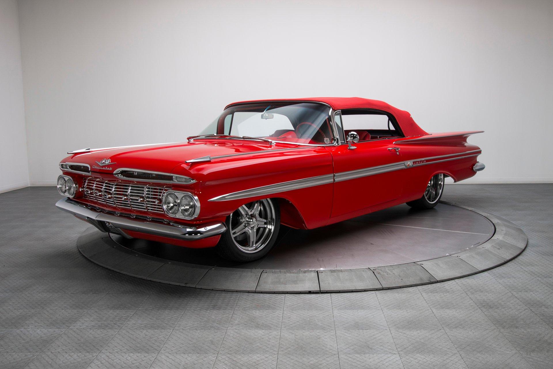 135368 1959 Chevrolet Impala RK Motors Classic Cars for Sale