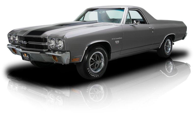 For Sale 1970 Chevrolet El Camino