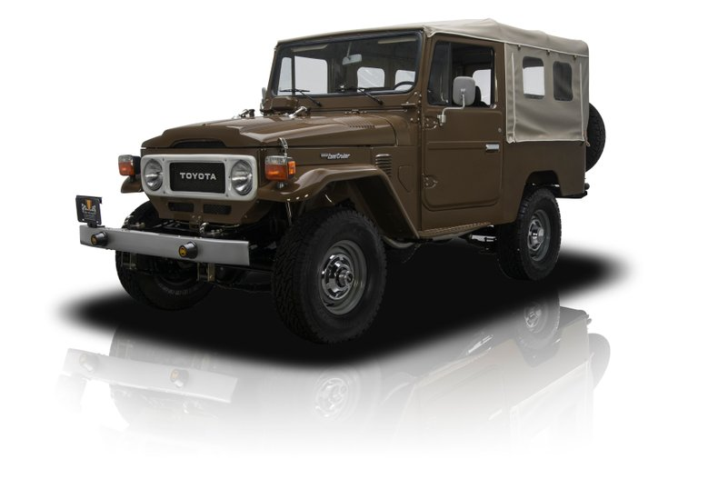 For Sale 1980 Toyota Land Cruiser