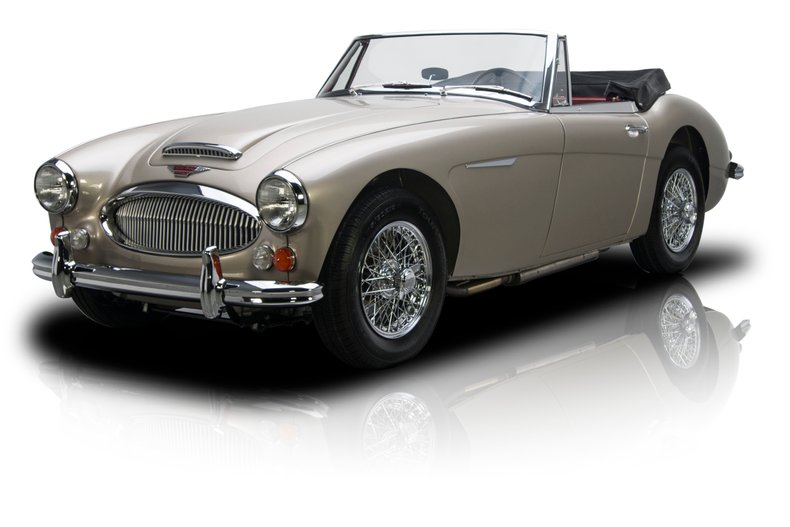For Sale 1966 Austin-Healey 3000