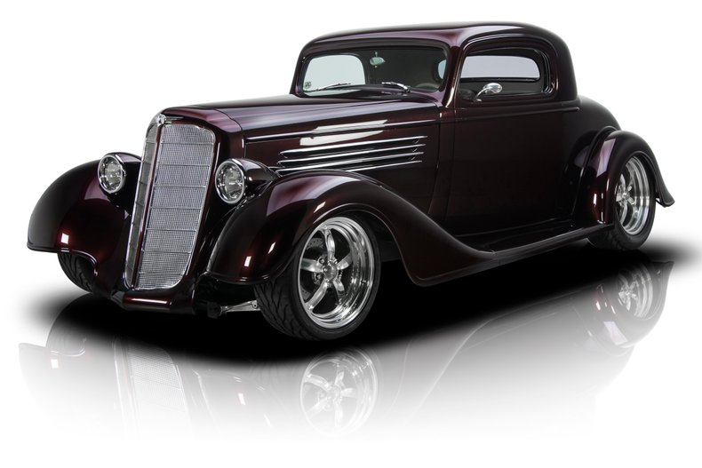 For Sale 1934 Buick Coupe