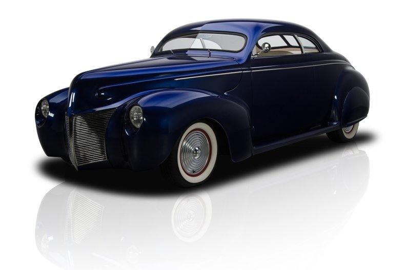 For Sale 1940 Mercury Coupe