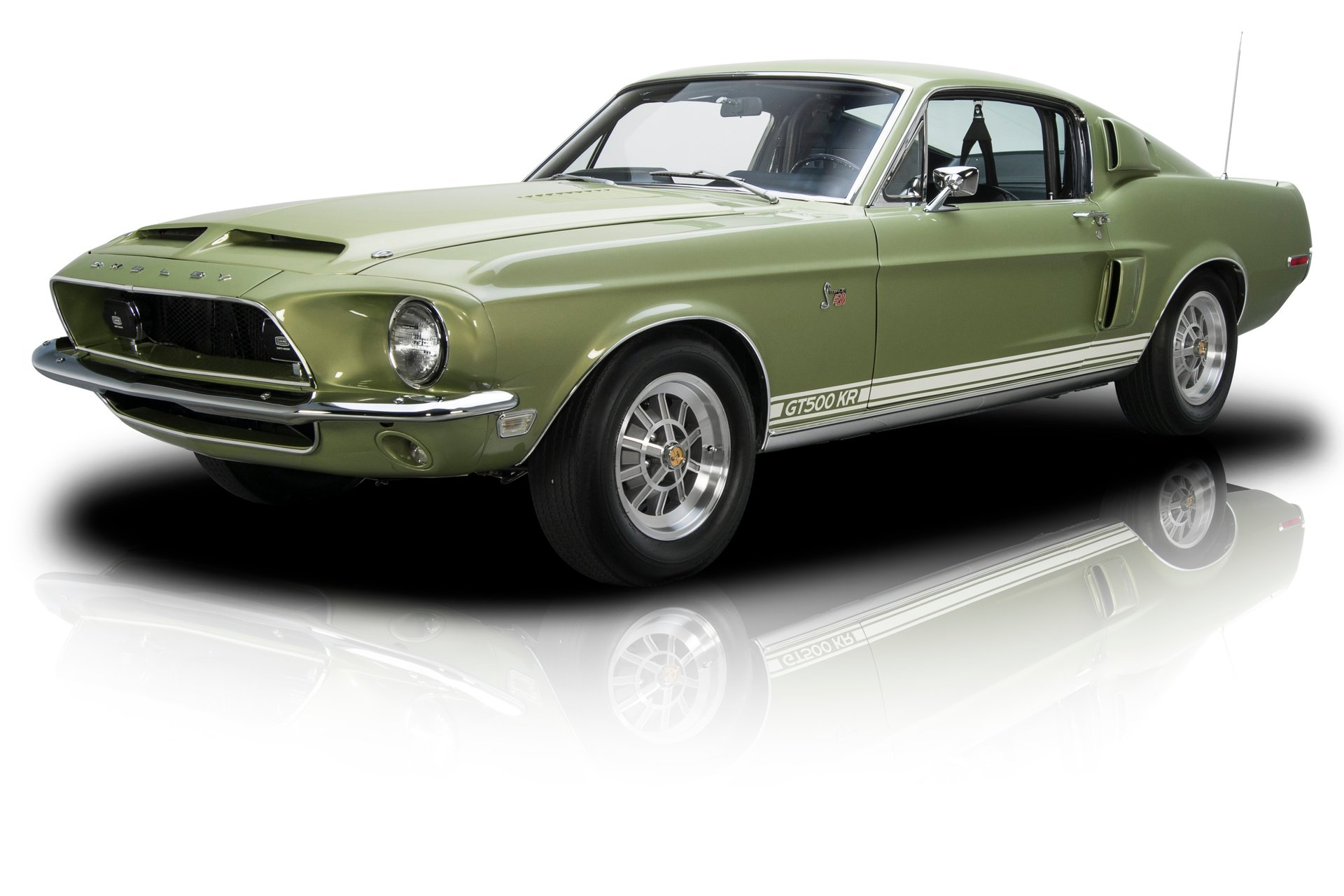 1968 ford mustang gt500kr